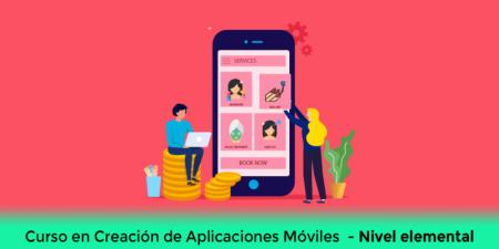 Curso en Creación de Aplicaciones Móviles con King of App – Nivel elemental