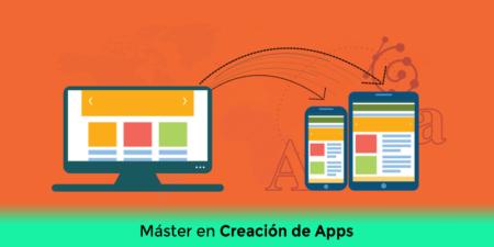 Máster en Creación de Apps