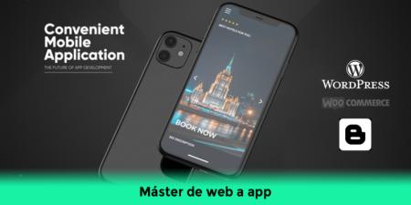 Máster de web a app