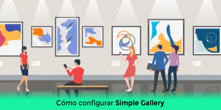Cómo configurar Simple Gallery